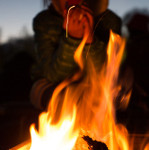 まき割り&焚き火体験~冬の那須フェスタ~