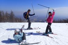キッズスキーキャンプ2019