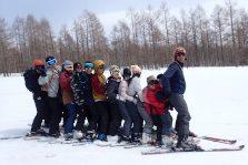 キッズスキーキャンプ2018